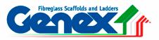 Genex Scaffolds Logo